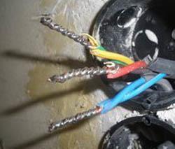 Правила электромонтажа электропроводки в помещениях. Ижевские электрики.