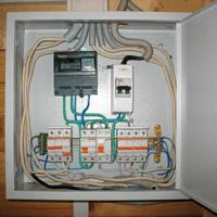 Монтаж, установка, замена, ремонт электрического щитка в Ижевске. Ремонт электрощита Ижевск. Индивидуальный квартирный электрощит в Ижевске